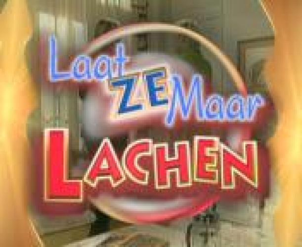 Laat ze maar Lachen next episode air date poster