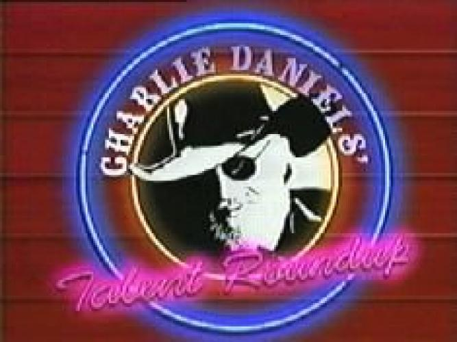 Charlie Daniels' Talent Round Up next episode air date poster