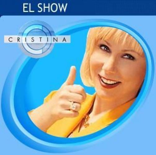 El show de Cristina next episode air date poster