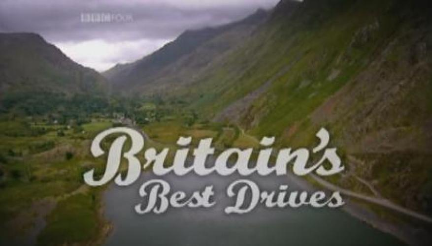 Britain's Best Drives next episode air date poster