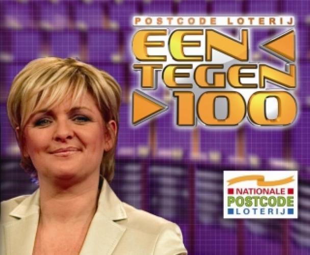 Eén tegen 100 next episode air date poster