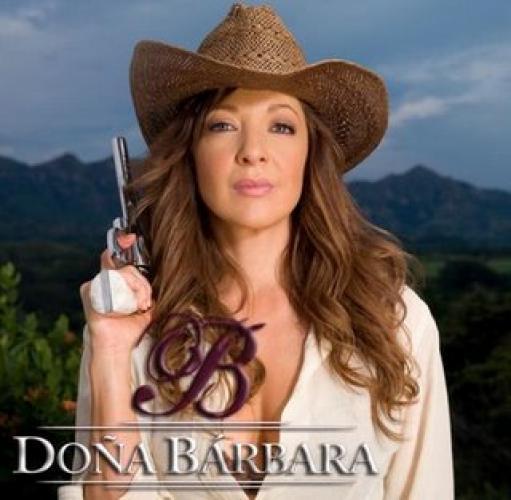 Doña Bárbara next episode air date poster
