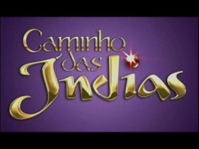 Caminho das Índias next episode air date poster