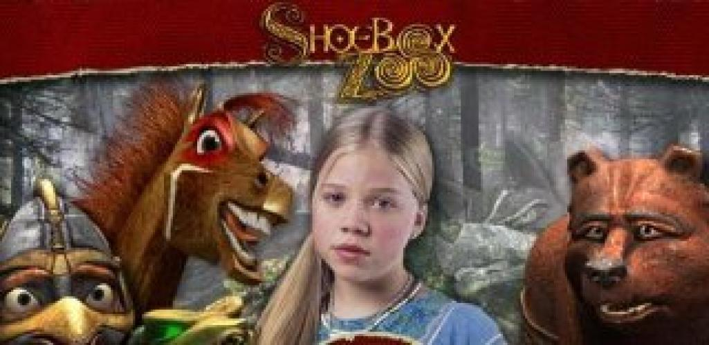Shoebox Zoo next episode air date poster