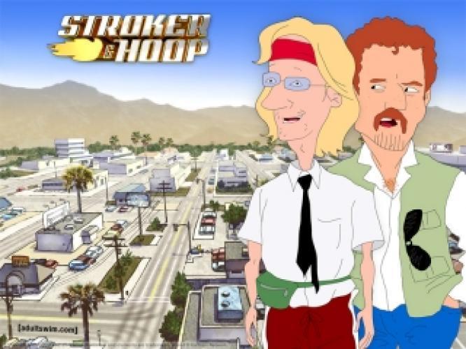 Stroker & Hoop next episode air date poster
