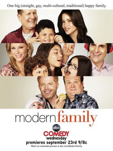 Modern Family next episode air date poster