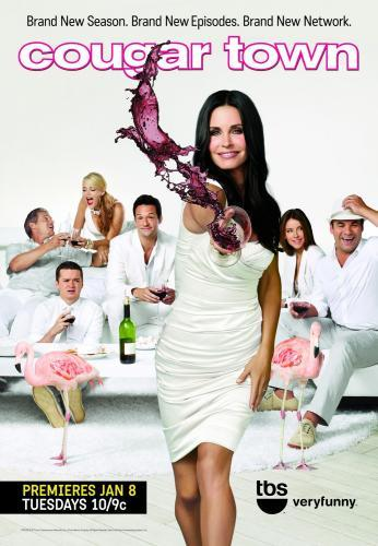 Cougar Town next episode air date poster
