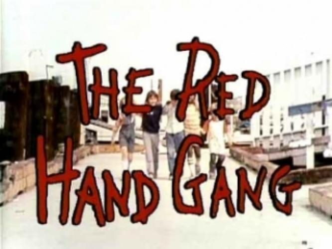 The Red Hand Gang next episode air date poster
