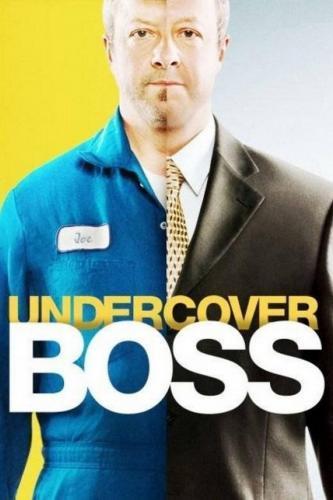 Undercover Boss next episode air date poster