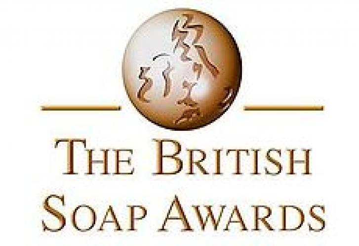 The British Soap Awards next episode air date poster