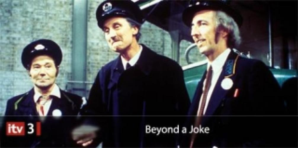 Beyond A Joke (2009) next episode air date poster