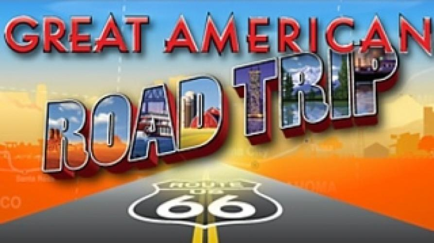 The Great American Road Trip next episode air date poster