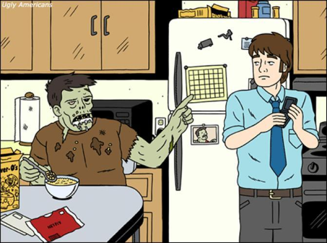 Ugly Americans next episode air date poster