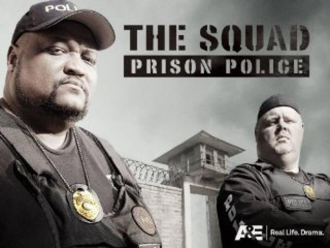 The Squad: Prison Police next episode air date poster