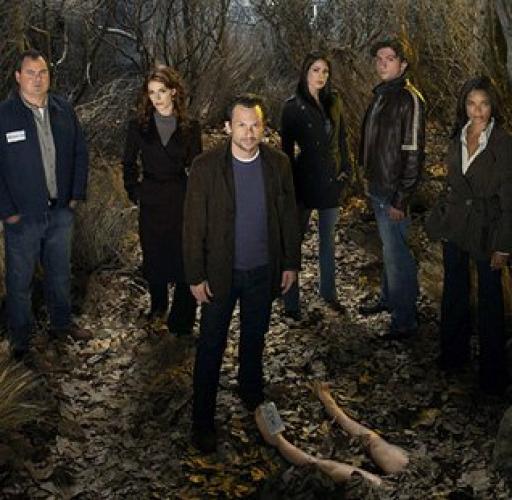 The Forgotten (2009) next episode air date poster