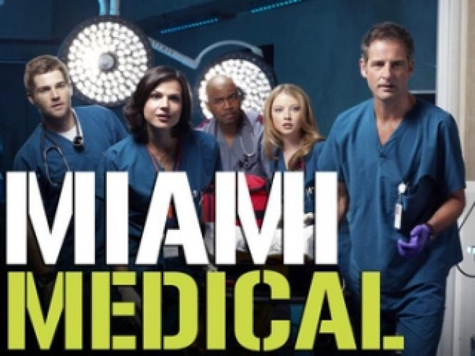 Miami Medical next episode air date poster