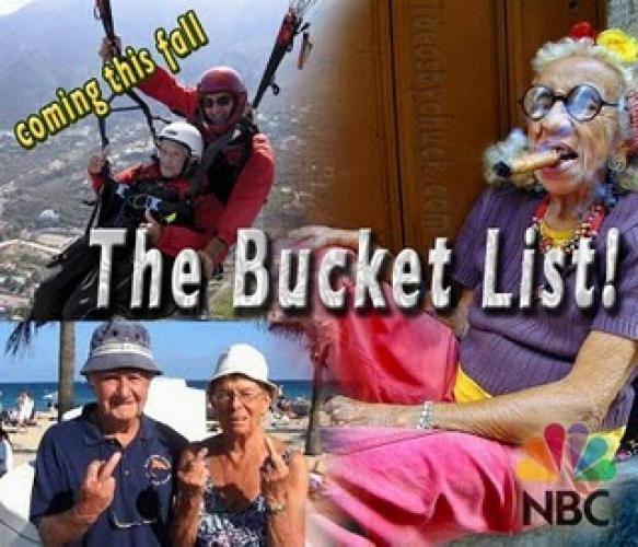Bucket List next episode air date poster