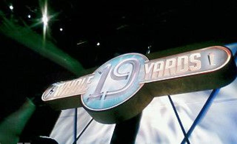 The Whole 19 Yards next episode air date poster