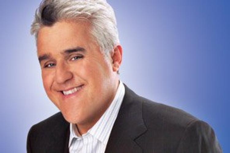 The Jay Leno Show next episode air date poster