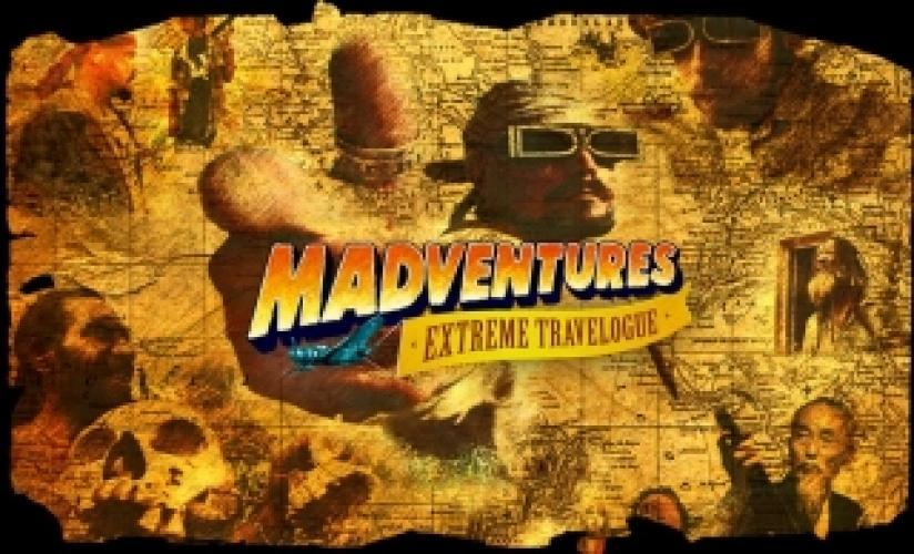 Madventures next episode air date poster