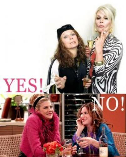 AbFab (US) next episode air date poster