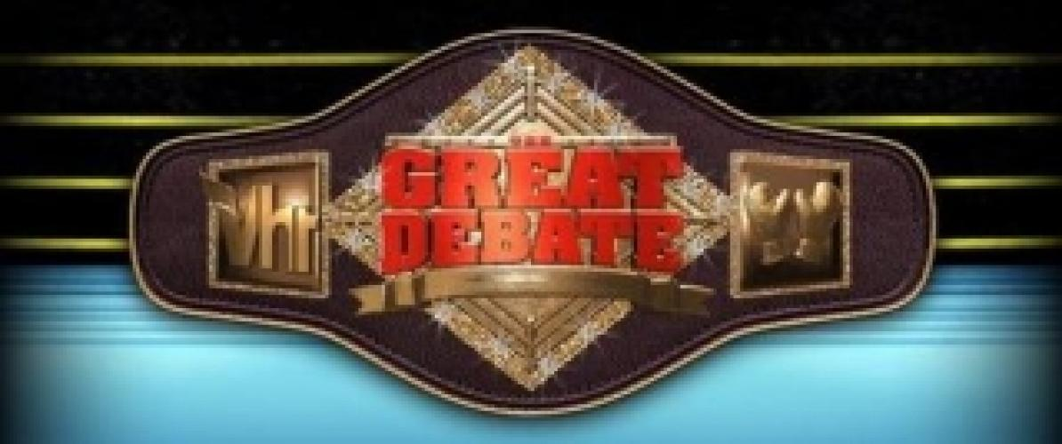 The Great Debate next episode air date poster