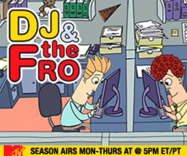 DJ and the Fro next episode air date poster