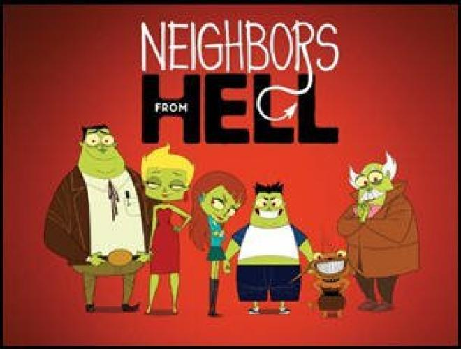 Neighbors From Hell next episode air date poster