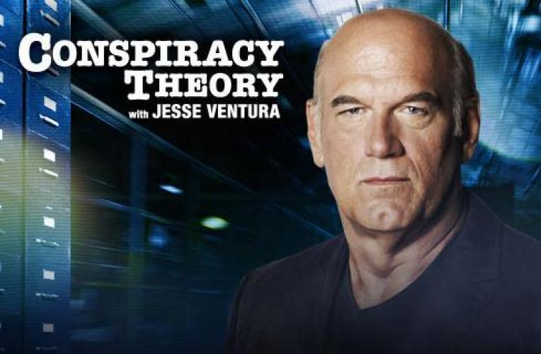 Conspiracy Theory with Jesse Ventura next episode air date poster