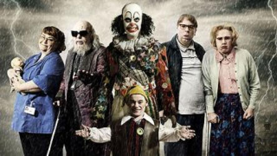 Psychoville next episode air date poster