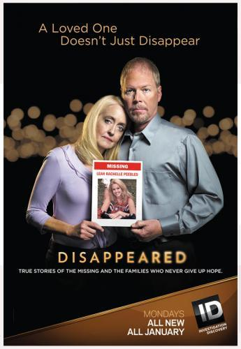 Disappeared next episode air date poster