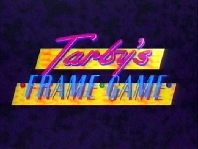 Tarby's Frame Game next episode air date poster