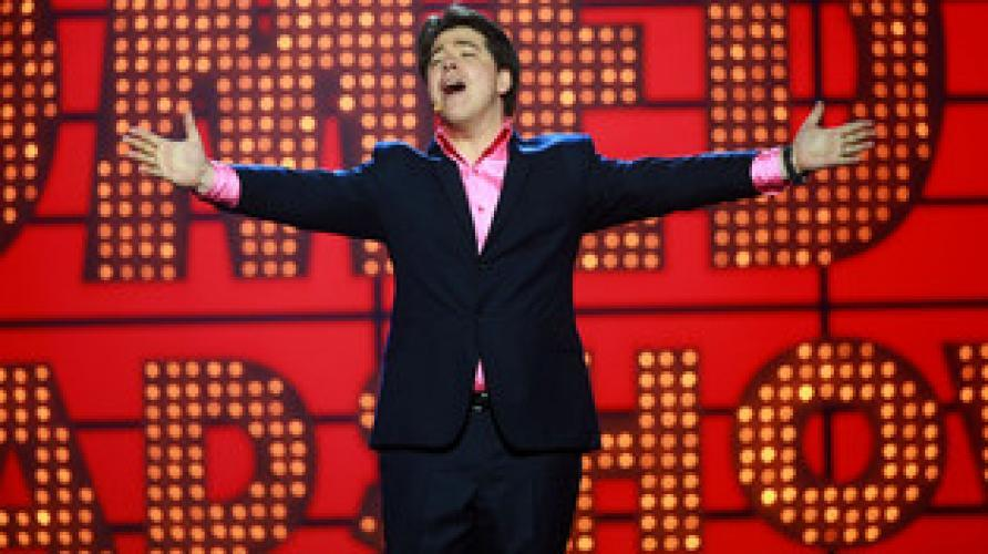 Michael McIntyre's Comedy Roadshow next episode air date poster