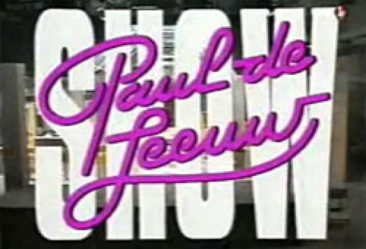 10 over half 5 Paul de Leeuw Show, De next episode air date poster