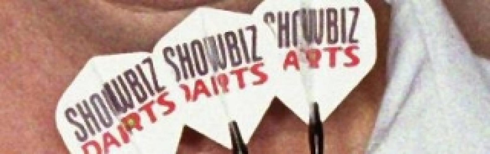 Showbiz Darts next episode air date poster