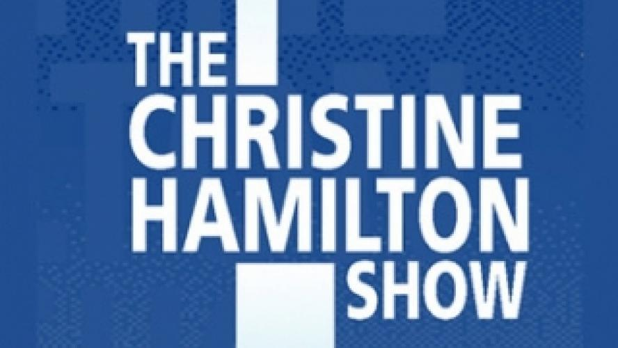 The Christine Hamilton Show next episode air date poster