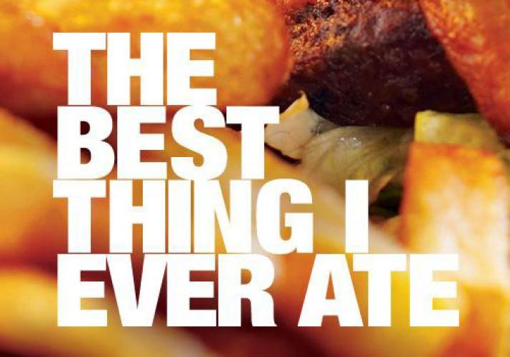 The Best Thing I Ever Ate next episode air date poster