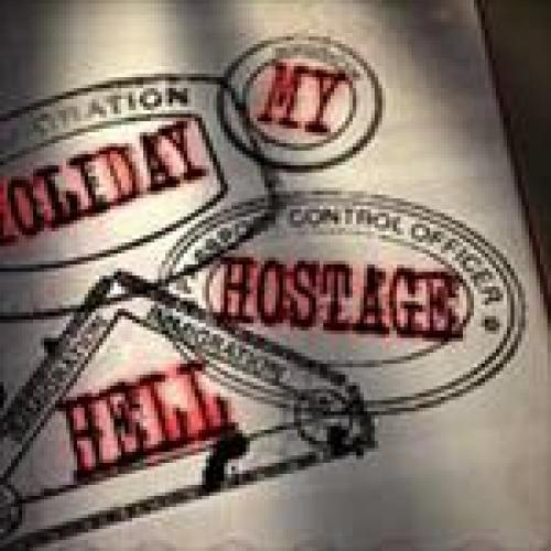 Holiday Hostage Hell next episode air date poster