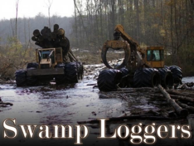 Swamp Loggers next episode air date poster