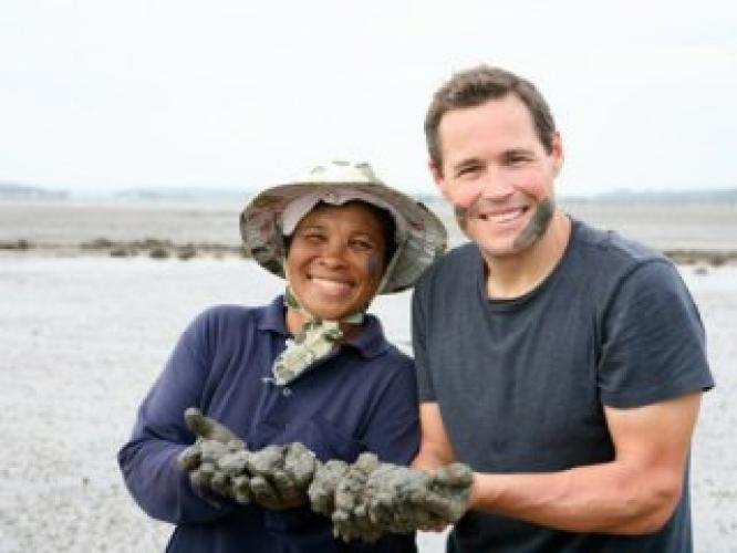 Extreme Cuisine with Jeff Corwin next episode air date poster