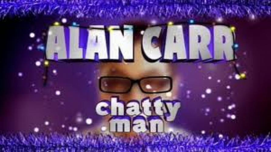 Alan Carr: Chatty Man next episode air date poster