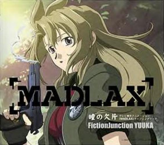 Madlax next episode air date poster