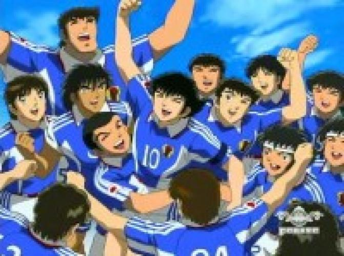 Captain Tsubasa: Road to 2002 next episode air date poster