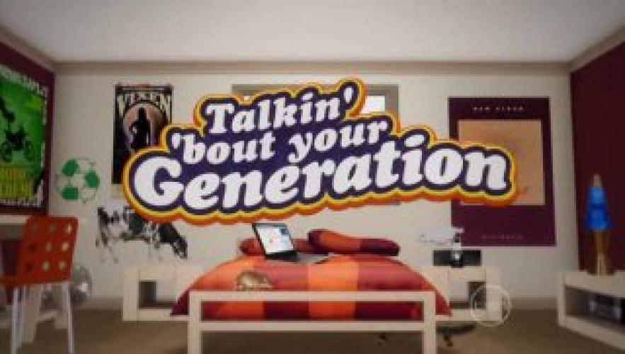 Talkin' 'Bout Your Generation next episode air date poster
