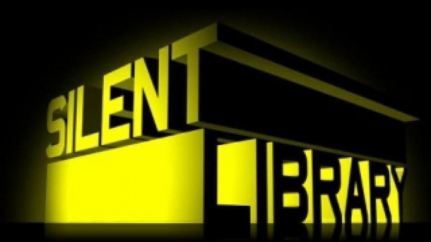 Silent Library next episode air date poster
