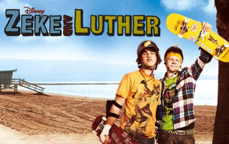 Zeke and Luther next episode air date poster