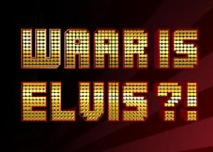 Waar is Elvis?! next episode air date poster