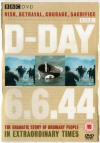 D-Day 6.6.44 next episode air date poster