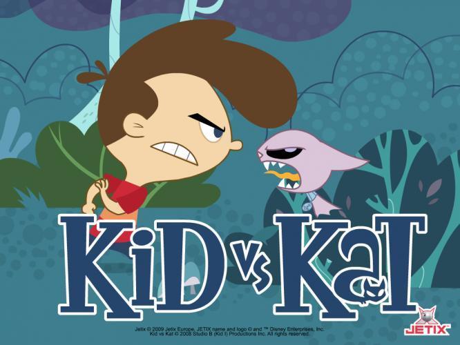 Kid vs Kat next episode air date poster