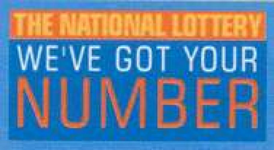 The National Lottery: We Got Your Number next episode air date poster